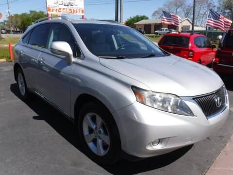 2010 Lexus RX 350 for sale at LEGACY MOTORS INC in New Port Richey FL