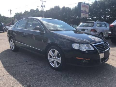 2009 Volkswagen Passat for sale at Beachside Motors, Inc. in Ludlow MA