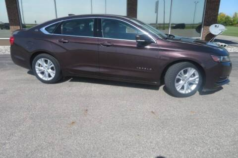 2015 Chevrolet Impala for sale at DAKOTA CHRYSLER CENTER in Wahpeton ND