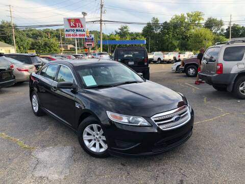 2011 Ford Taurus for sale at KB Auto Mall LLC in Akron OH