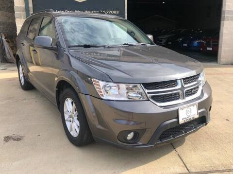 2014 Dodge Journey for sale at KAYALAR MOTORS Mechanic in Houston TX