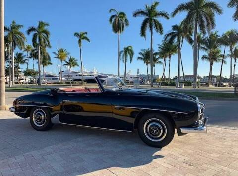 1960 Mercedes-Benz 190-Class for sale at Classic Car Deals in Cadillac MI