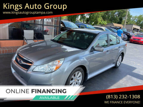 2011 Subaru Legacy for sale at Kings Auto Group in Tampa FL