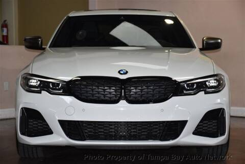 2020 BMW 3 Series for sale at Tampa Bay AutoNetwork in Tampa FL