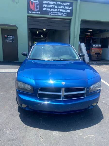 2009 Dodge Charger for sale at MLG Auto Group Inc. in Pompano Beach FL