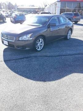 2014 Nissan Maxima for sale at Bachrodt on State in Rockford IL