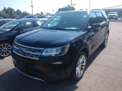 2018 Ford Explorer for sale at Modern Motors - Thomasville INC in Thomasville NC