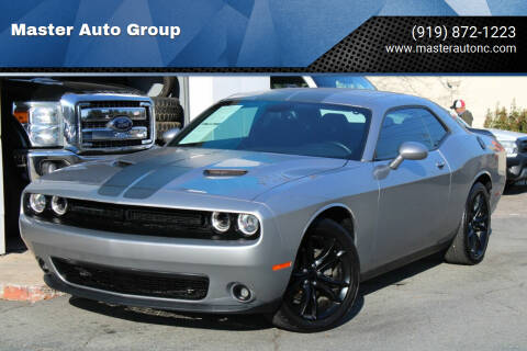 2016 Dodge Challenger for sale at Master Auto Group in Raleigh NC