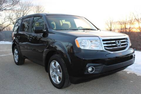 2013 Honda Pilot for sale at Harrison Auto Sales in Irwin PA