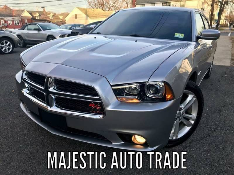 2011 Dodge Charger for sale at Majestic Auto Trade in Easton PA