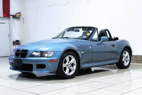 2000 BMW Z3 for sale at ROADSTERS AUTO in Houston TX