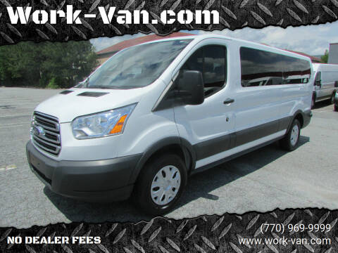 2017 Ford Transit Passenger for sale at Work-Van.com in Union City GA