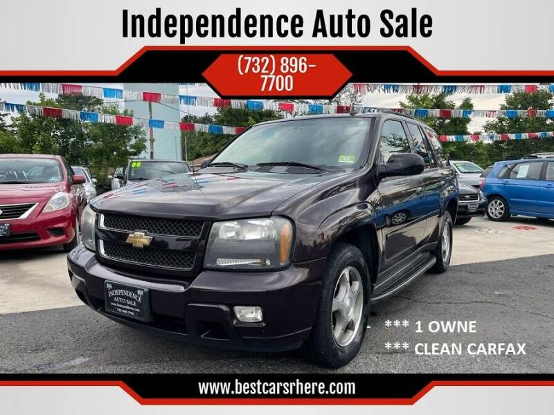 2008 Chevrolet TrailBlazer for sale at Independence Auto Sale in Bordentown NJ