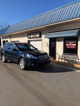 2014 Subaru Outback for sale at BRIDGEPORT MOTORS in Morganton NC
