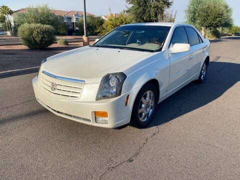 2007 Cadillac CTS for sale at Premier Motors AZ in Phoenix AZ