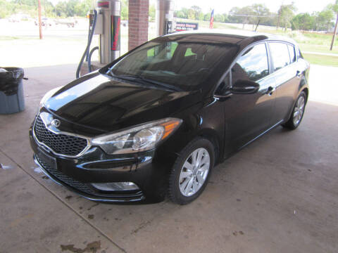 2014 Kia Forte5 for sale at Geaux Texas Auto & Truck Sales in Tyler TX