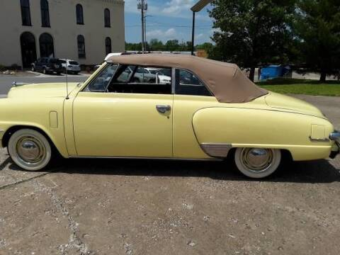 1948 Studebaker Champion for sale at Classic Car Deals in Cadillac MI
