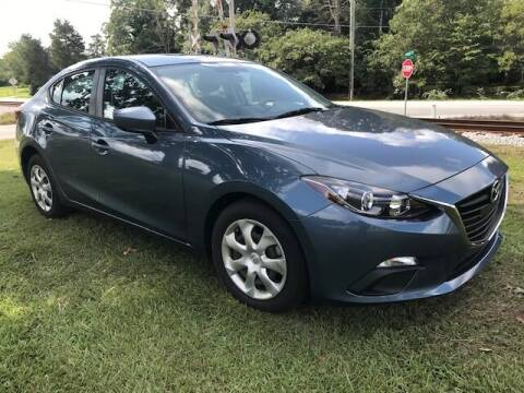 2015 Mazda MAZDA3 for sale at Automotive Experts Sales in Statham GA