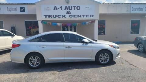 2017 Hyundai Sonata for sale at A-1 AUTO AND TRUCK CENTER in Memphis TN