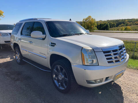 2007 Cadillac Escalade for sale at Lakeside Auto & Sports in Garrison ND