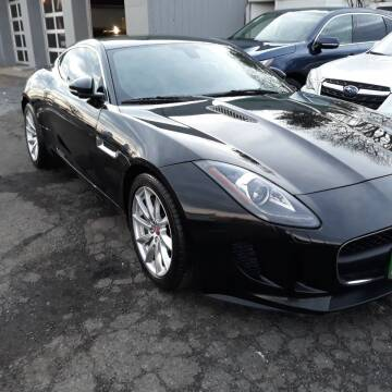 2016 Jaguar F-TYPE for sale at Premium Motors in Rahway NJ
