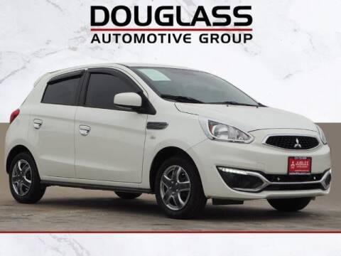 2019 Mitsubishi Mirage for sale at Douglass Automotive Group - Jubilee Mitsubishi in Waco TX