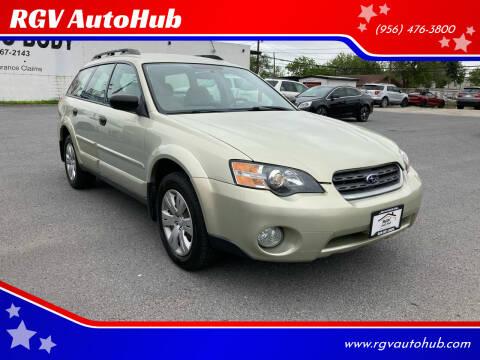 2005 Subaru Outback for sale at RGV AutoHub in Harlingen TX