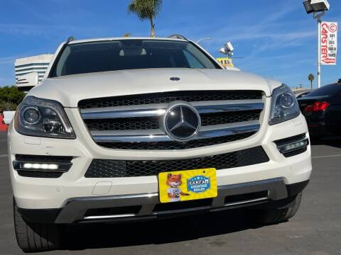 2014 Mercedes-Benz GL-Class for sale at CARSTER in Huntington Beach CA