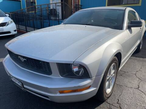2006 Ford Mustang for sale at CARZ in San Diego CA