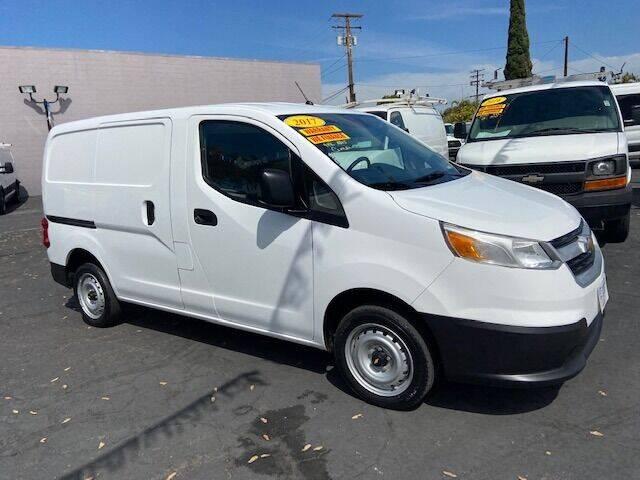 2017 Chevrolet City Express Cargo for sale at Auto Wholesale Company in Santa Ana CA