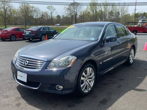 2008 Infiniti M35 for sale at Vantage Auto Group in Tinton Falls NJ
