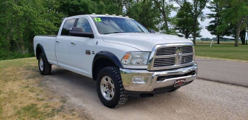 2012 RAM Ram Pickup 2500 for sale at BROTHERS AUTO SALES in Hampton IA