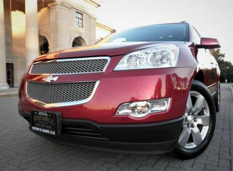 2012 Chevrolet Traverse for sale at Kevin's Kars LLC in Richmond VA