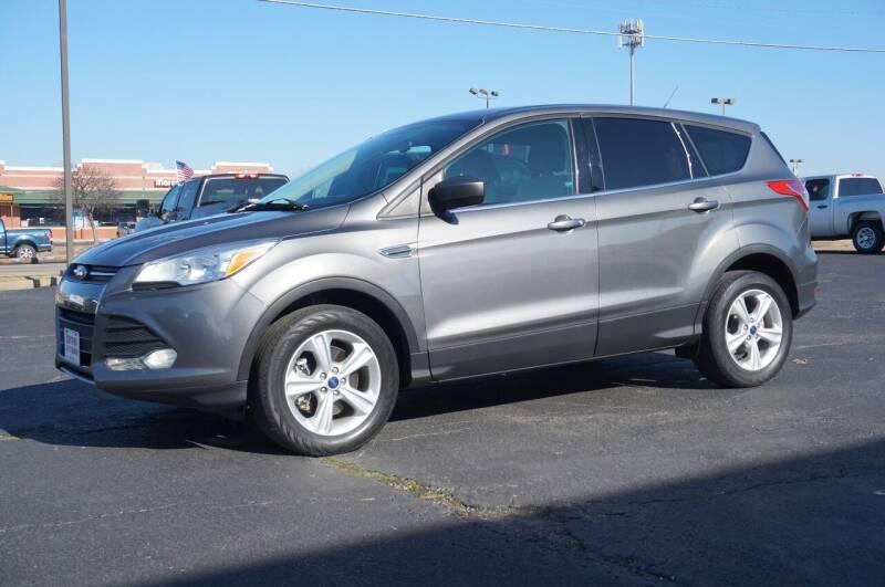 2013 Ford Escape for sale at Certified Auto Center in Tulsa OK