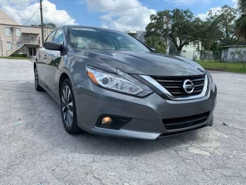 2017 Nissan Altima for sale at Consumer Auto Credit in Tampa FL