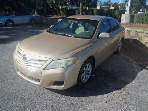2011 Toyota Camry for sale at ORANGE PARK AUTO in Jacksonville FL