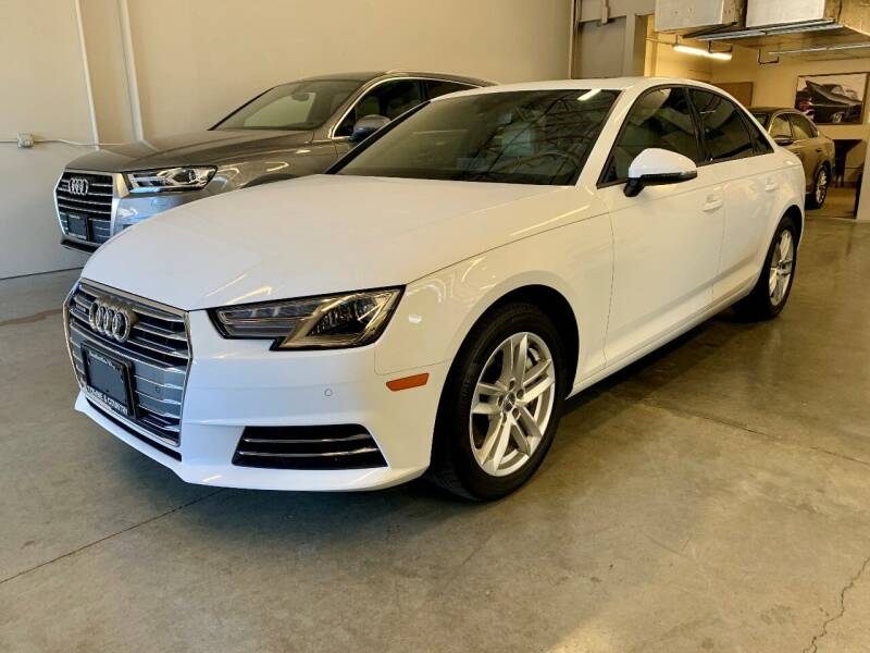 2017 Audi A4 for sale at TOWNE AND COUNTRY MOTORS in Woodinville WA