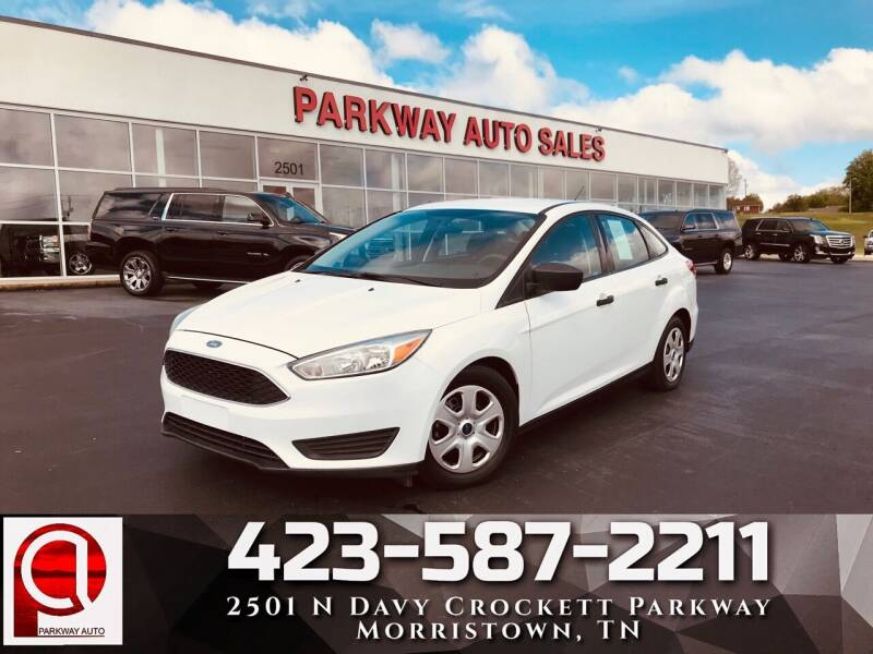2015 Ford Focus for sale at Parkway Auto Sales, Inc. in Morristown TN