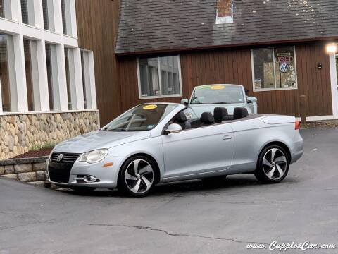 2007 Volkswagen Eos for sale at Cupples Car Company in Belmont NH