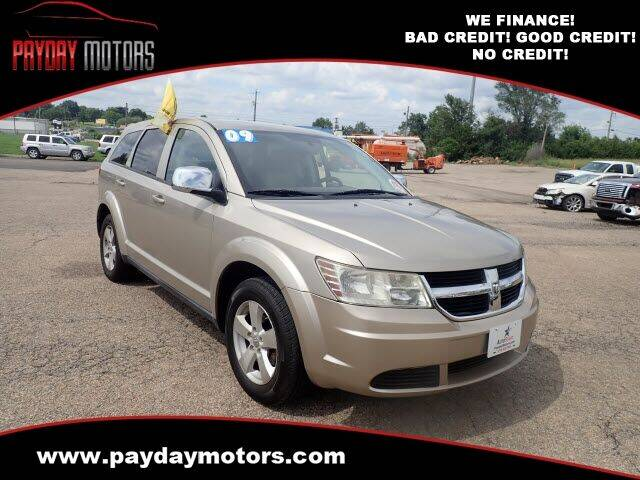 2009 Dodge Journey for sale at Payday Motors in Wichita KS