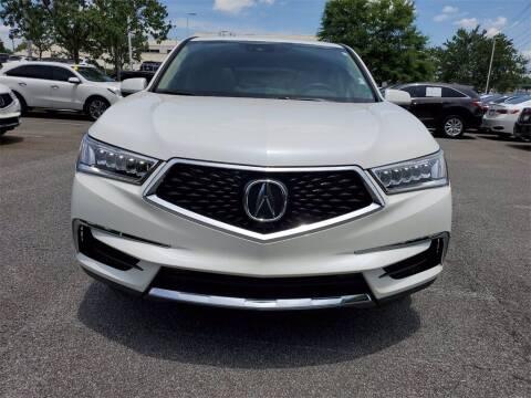 2018 Acura MDX for sale at Southern Auto Solutions - Acura Carland in Marietta GA
