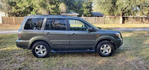2006 Honda Pilot for sale at Royal Auto Mart in Tampa FL