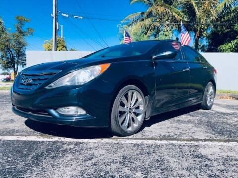 2012 Hyundai Sonata for sale at Venmotors LLC in Hollywood FL