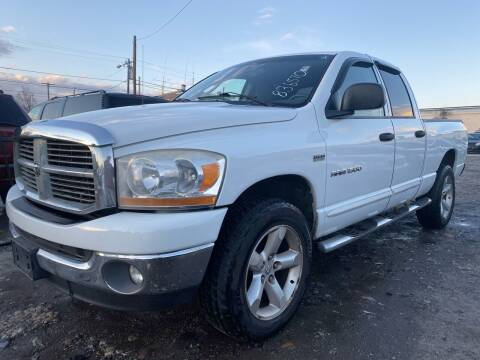 2006 Dodge Ram Pickup 1500 for sale at Philadelphia Public Auto Auction in Philadelphia PA