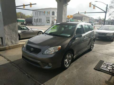2005 Toyota Matrix for sale at ROBINSON AUTO BROKERS in Dallas NC