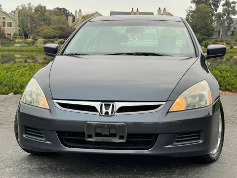 2006 Honda Accord for sale at Continental Car Sales in San Mateo CA
