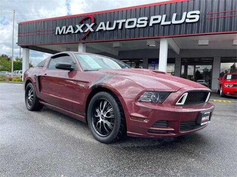 2013 Ford Mustang for sale at Maxx Autos Plus in Puyallup WA