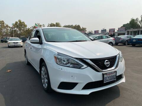 2019 Nissan Sentra for sale at San Jose Auto Outlet in San Jose CA