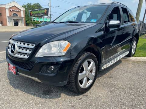 2009 Mercedes-Benz M-Class for sale at STATE AUTO SALES in Lodi NJ