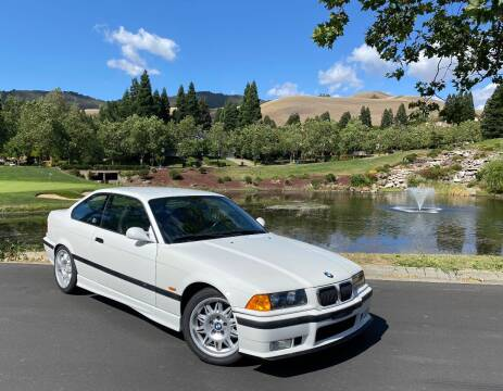 1997 BMW M3 for sale at CA Lease Returns in Livermore CA